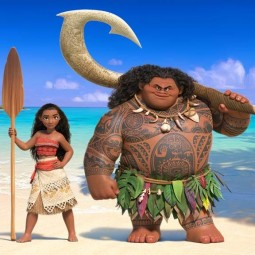 Disney's MOANA Finds Her Voice!!! #Moana