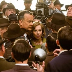DreamWorks Pictures' BRIDGE OF SPIES comes out FRIDAY! #BridgeOfSpies