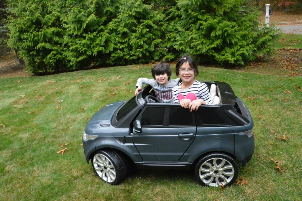 kids SUV