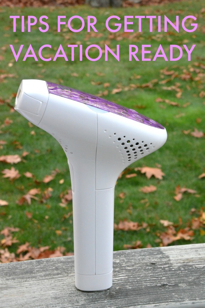 tips for getting vacation ready