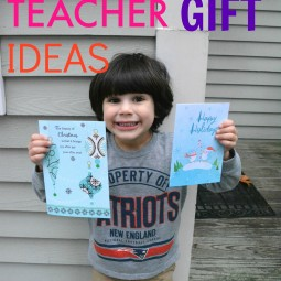 Unique Teacher Gifts for The Holiday Season!