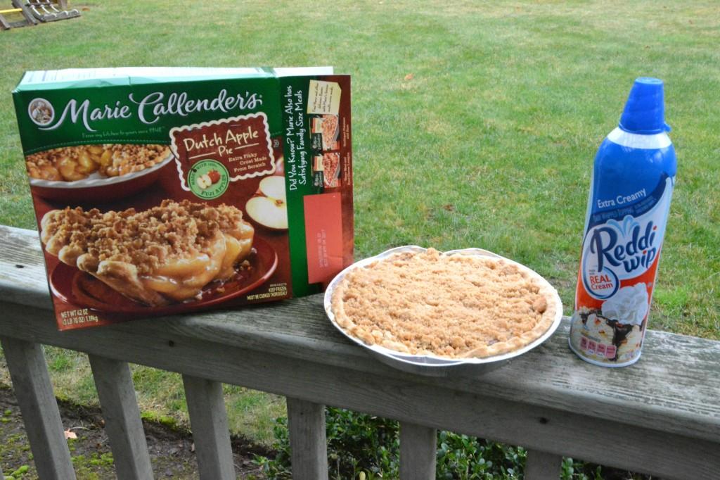 Apple Pie Kugel  recipe