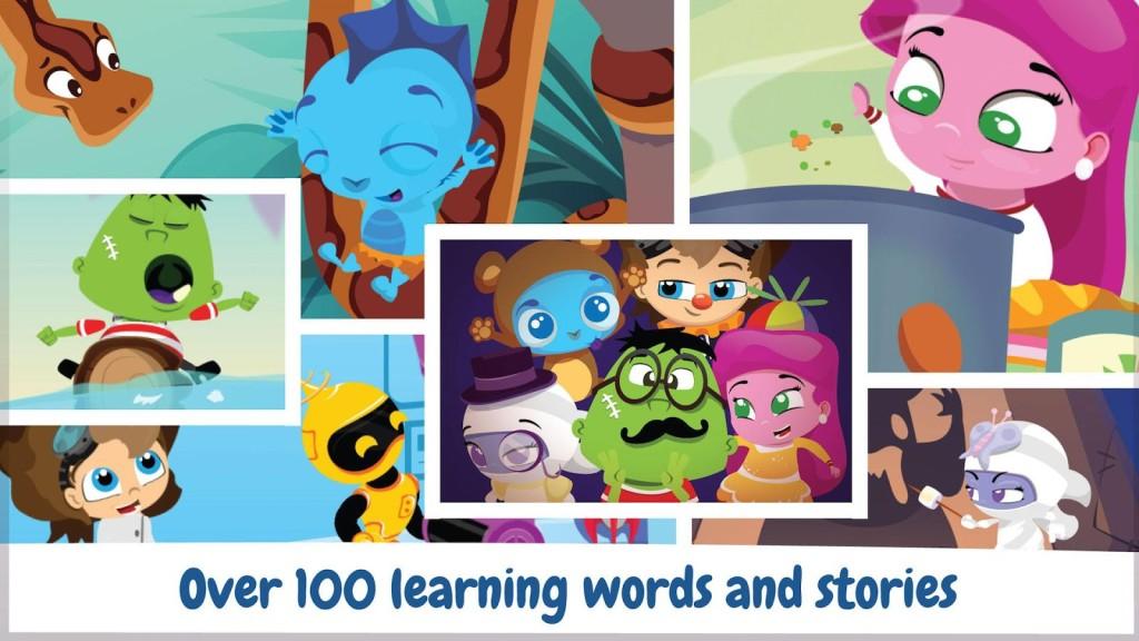 Wonder Word App