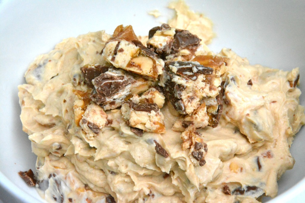 Snickers Dip