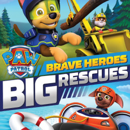 PAW Patrol: Brave Heroes, Big Rescues available on DVD March 1!