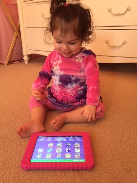 Little Scholar learning tablet