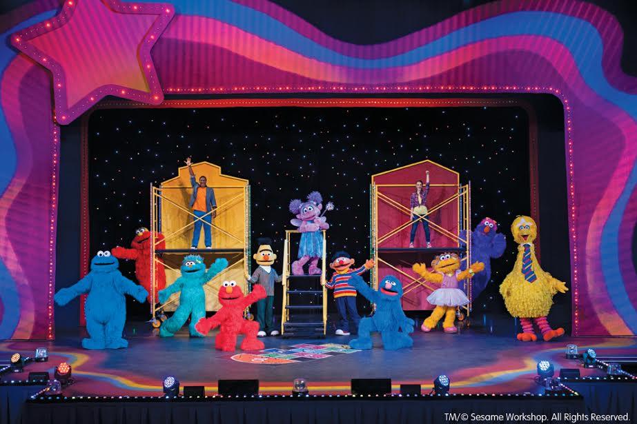 Sesame Place Live