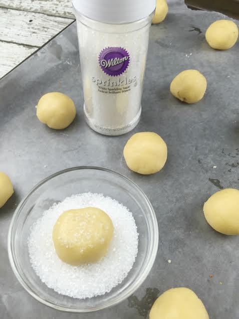 Easter Egg Sugar Recipe