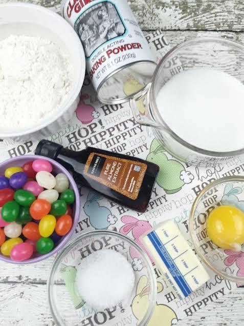 Easter Egg Sugar Cookie
