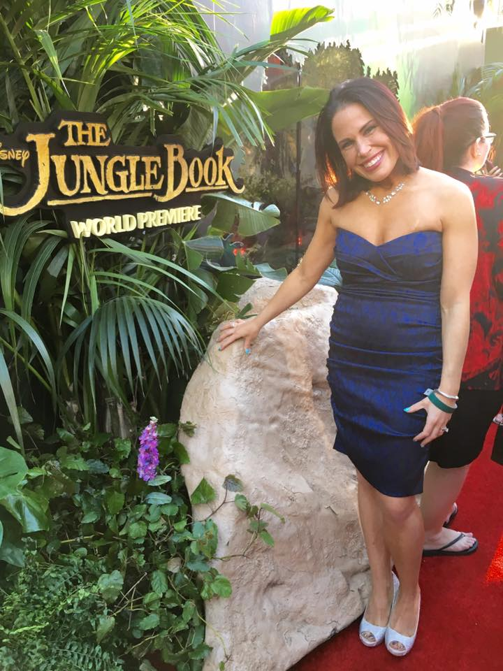 Jungle Book World Premiere Red Carpet
