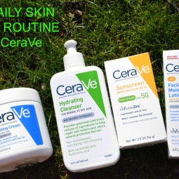 How I Got Red Carpet Ready with CeraVe!