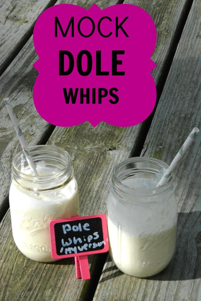 Mock Dole Whip