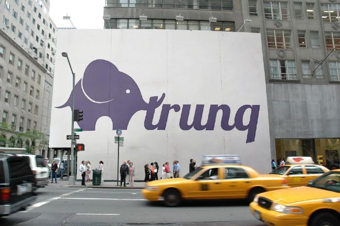 Trunq app