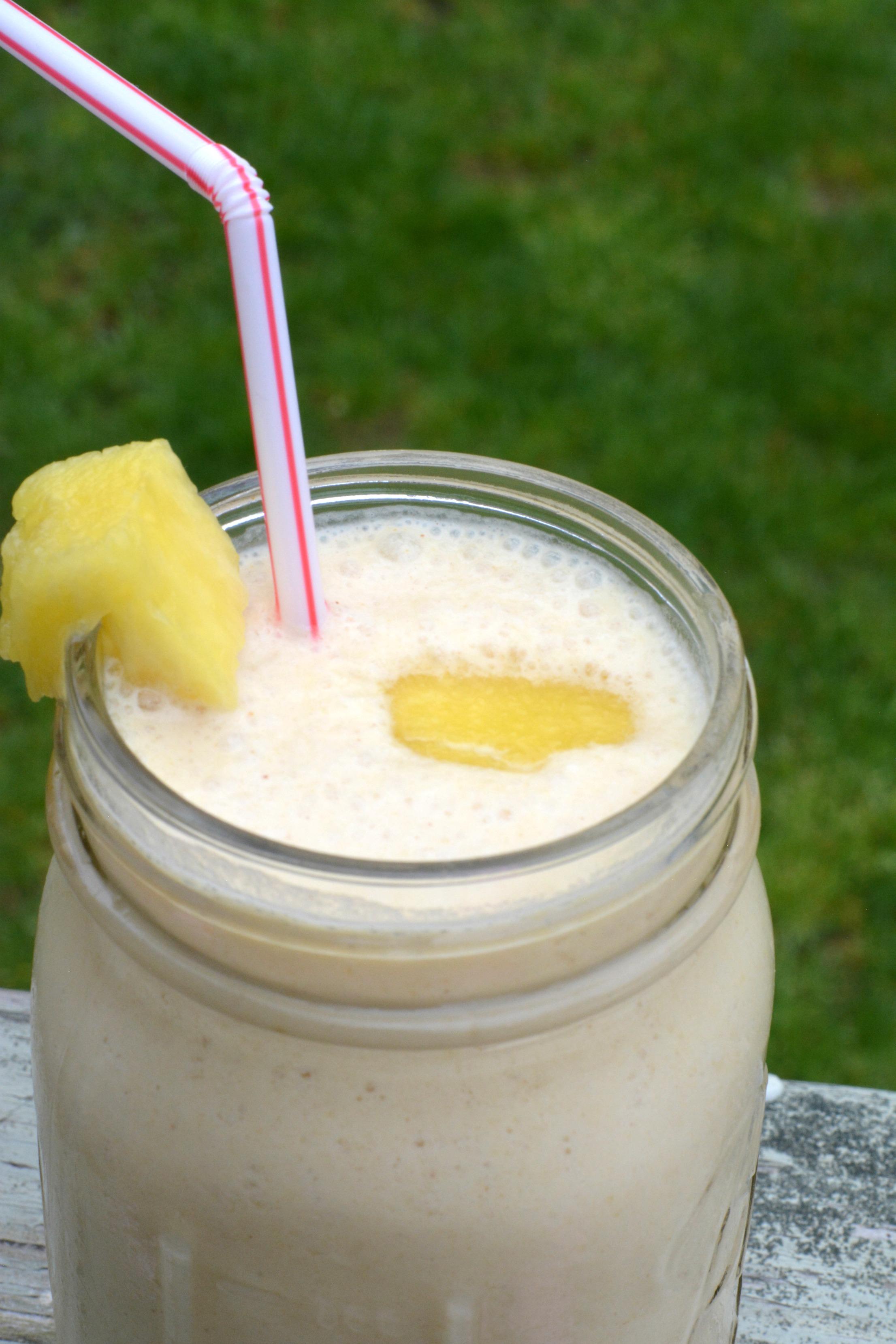 Upside down pineapple peanut butter recipe