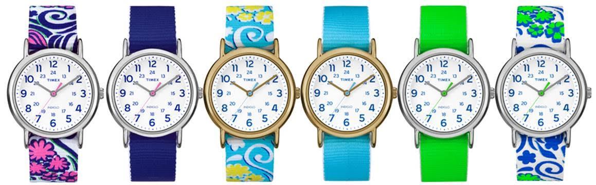 Timex watche