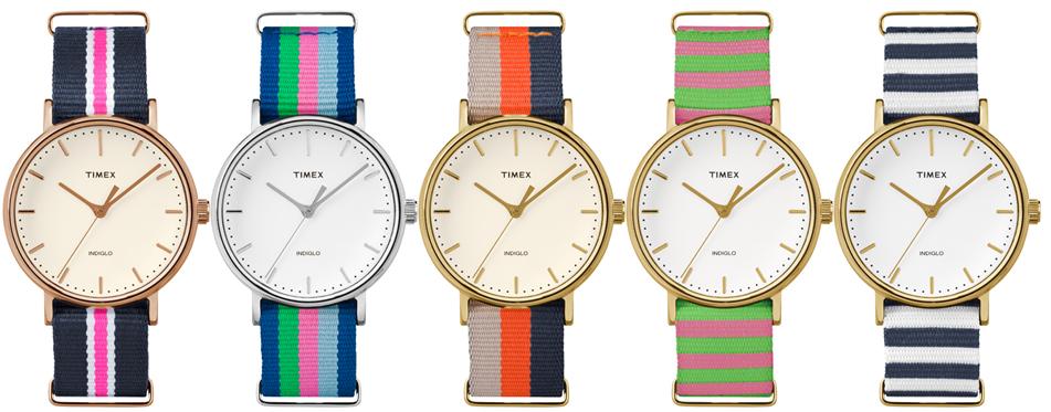 a1ff64e51 Timex watches. Timex Weekender Fairfield ...
