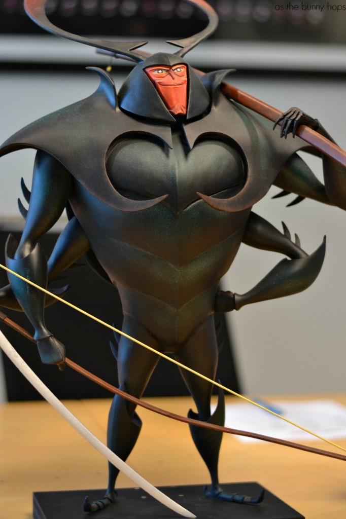 Beetle Maquette