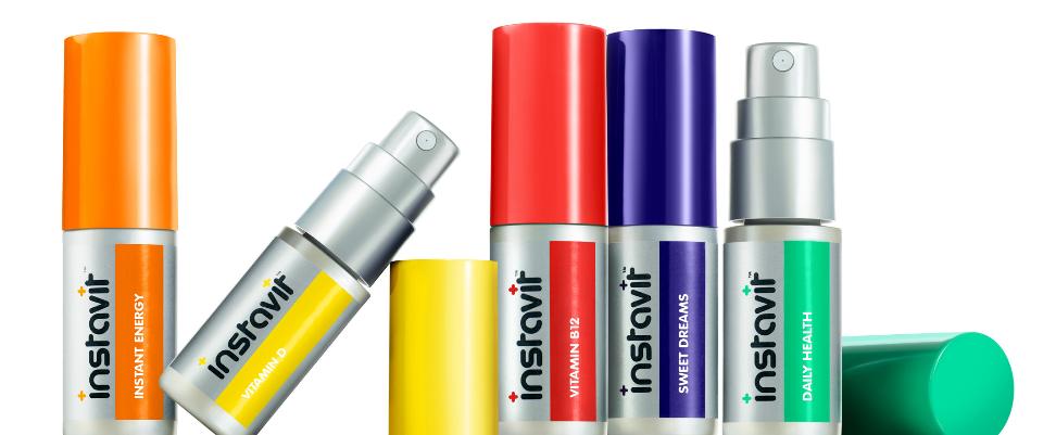 Instavit Sprays