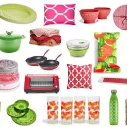 Celebrate National Watermelon Day with T.J.Maxx/ Marshalls and a $25 Marshalls Gift Card Giveaway!