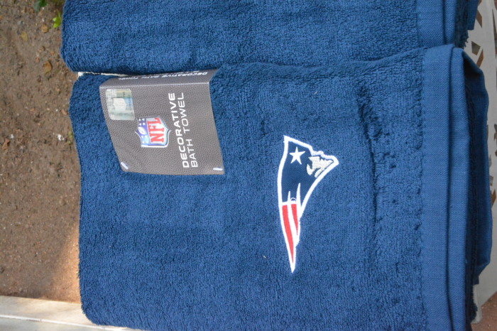 NFL towels
