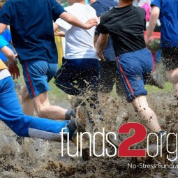 Mud Run Fundraisers Are a Whole New Way to Raise Money and a $50 Amazon Gift Card Giveaway!