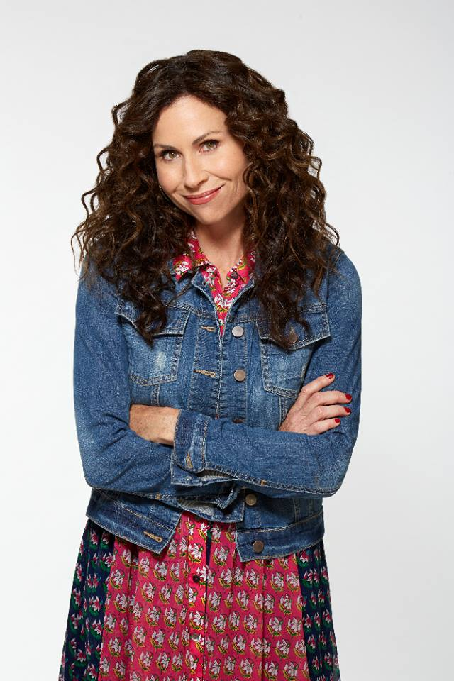 Minnie Driver as Maya. (ABC/Kevin Foley)