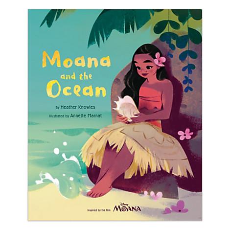 Moana gift guide