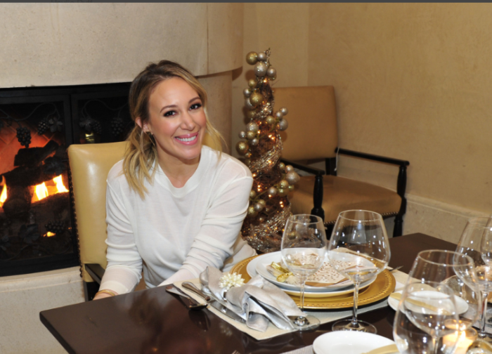 Haylie duff cooking blog giveaways
