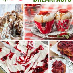 15 Fantastic Christmas Breakfast Ideas!