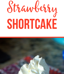 Just Add Magic – A Deliciously Magical Amazon Original and a Strawberry Shortcake Recipe!