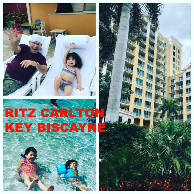Ritz Carlton Key Biscayne travel blogger