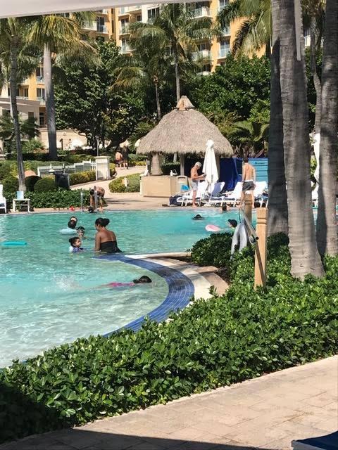 Ritz Carlton Key Biscayne travel blogger