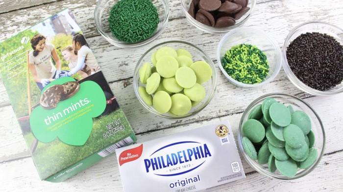 Thin Mint Truffles Recipe