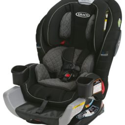 The Graco Extend 2 Fit 3- in-1 Car Seat with TrueShield Technology is Great!