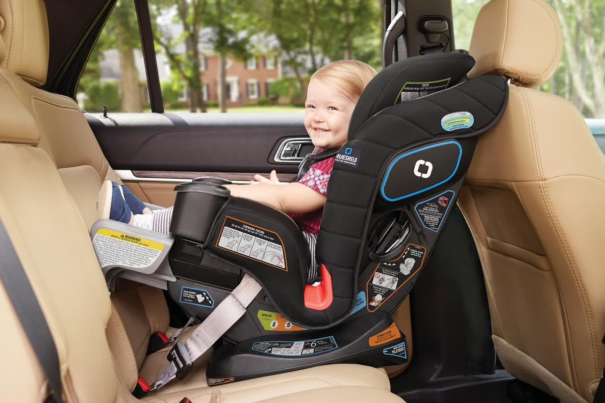 The Graco Extend 2 Fit 3- in-1 Car Seat with TrueShield Technology ...