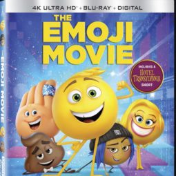 The Emoji Movie Review and Giveaway!