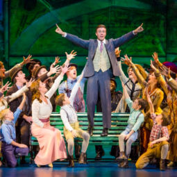 Finding Neverland at the PPAC, RI and a 4 ticket giveaway!