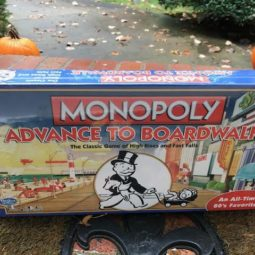 Winning Moves Games (Hasbro Classics,  Rubik's Puzzles, etc) Review + Giveaway!