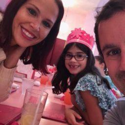 Having Fun at Hayley's American Girl Birthday Party!