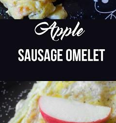 A Delicious Apple Sausage Recipe!