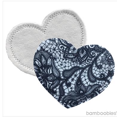 Bamboobies Flirty Lace Nursing Pads
