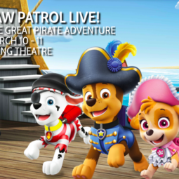 Paw Patrol Live in Boston and a 4 ticket Giveaway!
