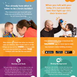 Parenting and Texting – Make it Work for You With Vroom