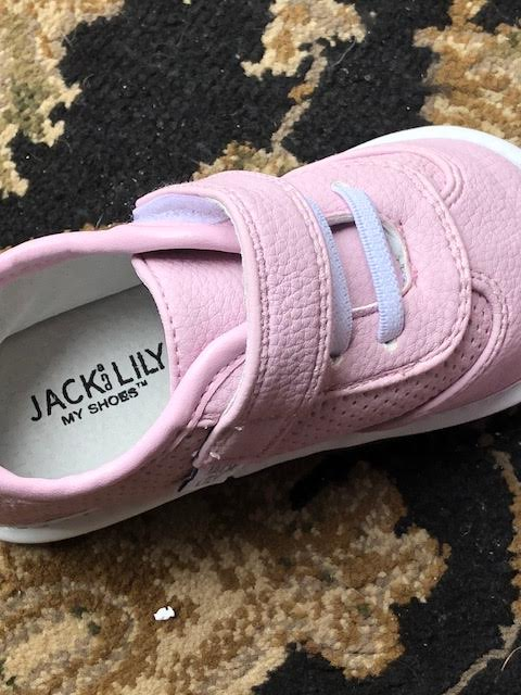 Jack and Lily Footwear for Little Feet