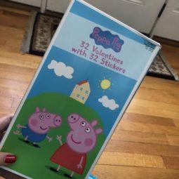 Peppa Pig Valentine's Day Gifts!