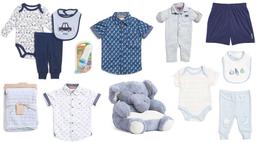 T.J.Maxx launches Baby/Kids Collection