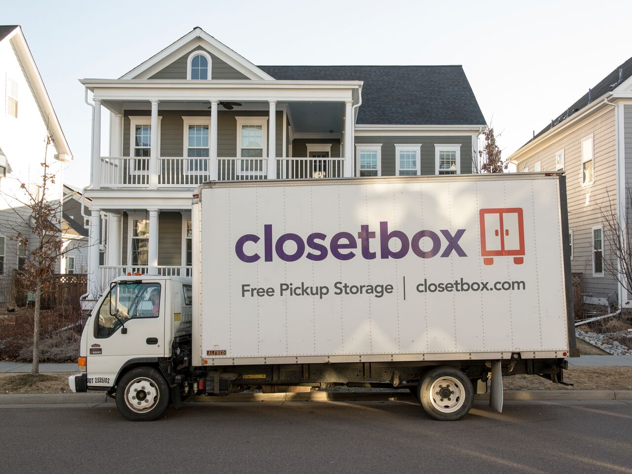 Closetbox - Store Your Stuff with a Click of a Button