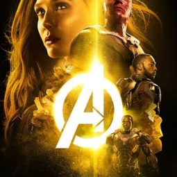 Marvel Studios' AVENGERS: INFINITY WAR Trailer and Poster Now Available!!!