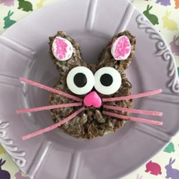 Chocolate Bunny Recipe for Easter!