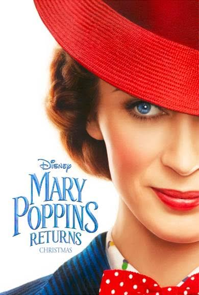 MARY POPPINS RETURNS is hitting theaters this December.